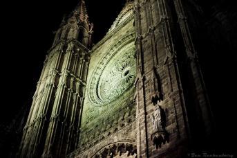 Kathedrale Palma - Teilaufnahme