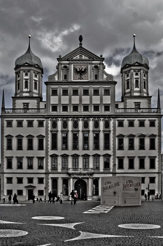 Rathaus in Augsburg