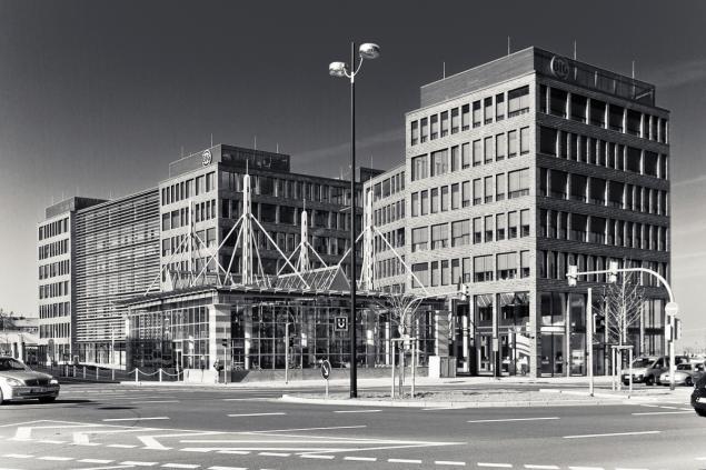 Unionsgebäude Dortmund