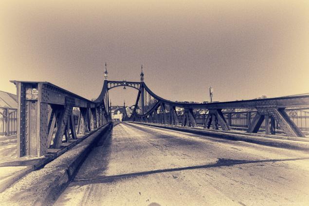 Brückenbild  mal anders