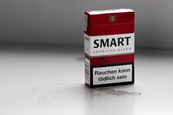 Rauchen kann tödlich sein ( oder