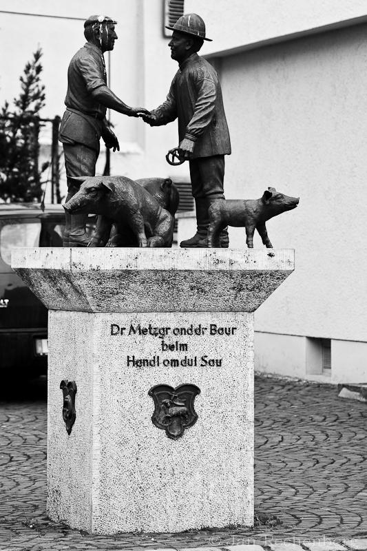 März – 12 Monate-1 Stadt-2012 - Thema Denkmal
