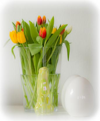 Tulpen - Ostern 2