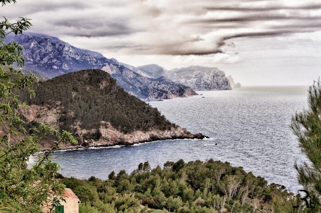 Mallorca Küstenlandschaft