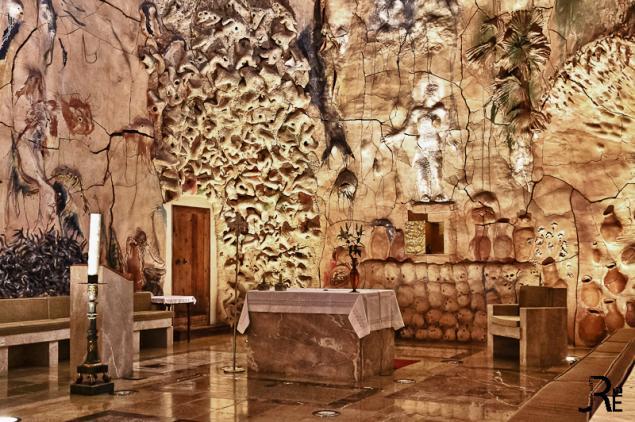 Miquel Barceló - Keramiken in der Kathedrale Palma