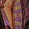 Mosaikfenster in der Kathedrale Palma