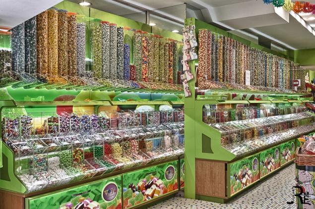 Lust auf Bonbons ?