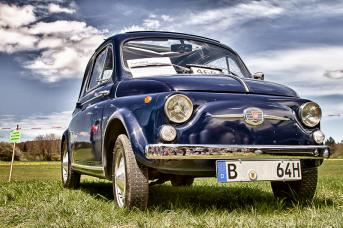 Fiat 500 - Münsingen