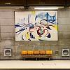 Lissabon: Metro Stille