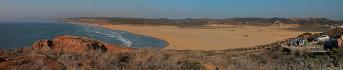 Playa de Bordeira an der Algarve