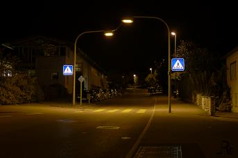 August – 12 MONATE-1 STADT- 2012 – THEMA: Nacht