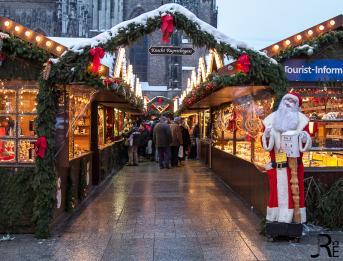 Dezember – 12 MONATE-1 STADT- 2012 – THEMA: Weihnachten