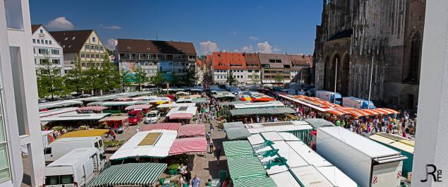 Ulmer Samstags Markt