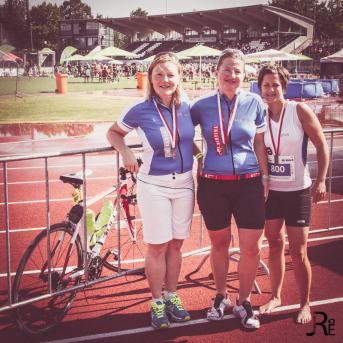 Einstein-Triathlon Ulm 2013