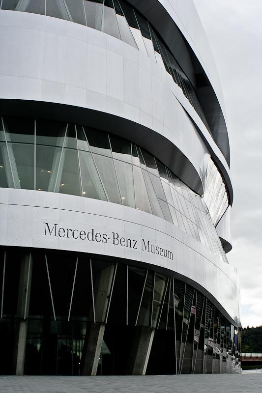 Bilder aus dem Daimler Museum