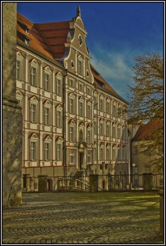 Kloster Neresheim - Nebengebäude