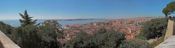 I am back - Lissabon Panorama 01